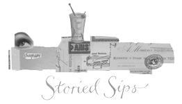storied sips vermouth